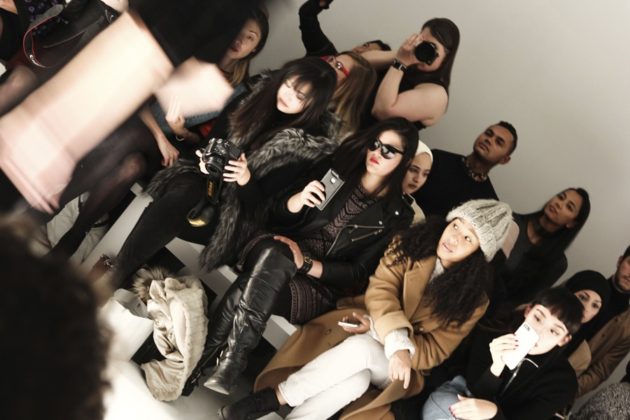 Front Row Fashion Week 4