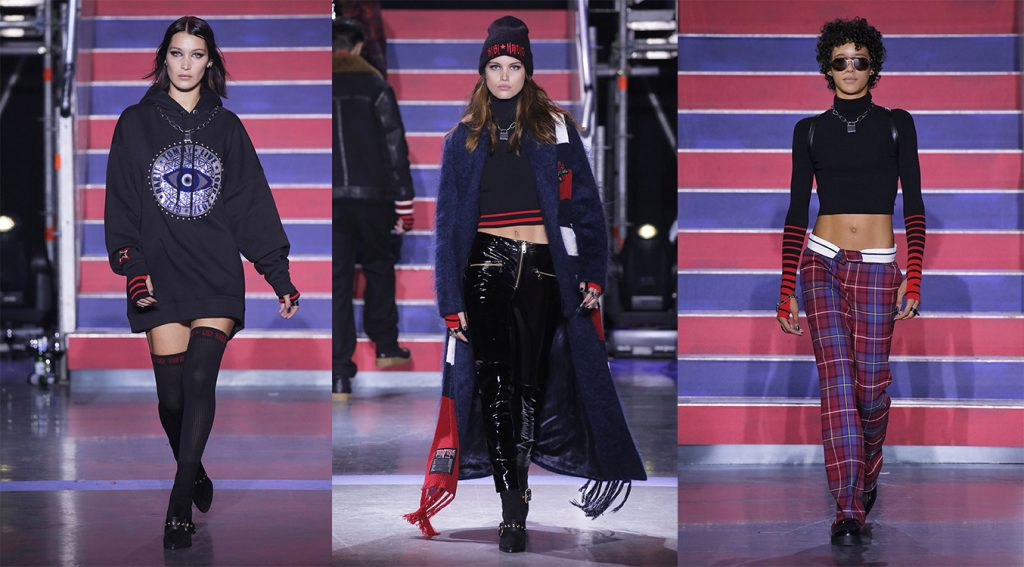 Tommy London Fashion Week 2017
